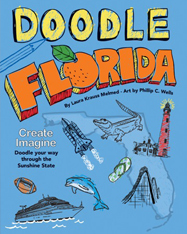 Doodle Florida by Laura Melmed