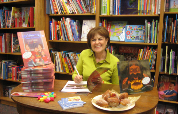 Laura Krauss Melmed - Eight Winter Nights Book Signing